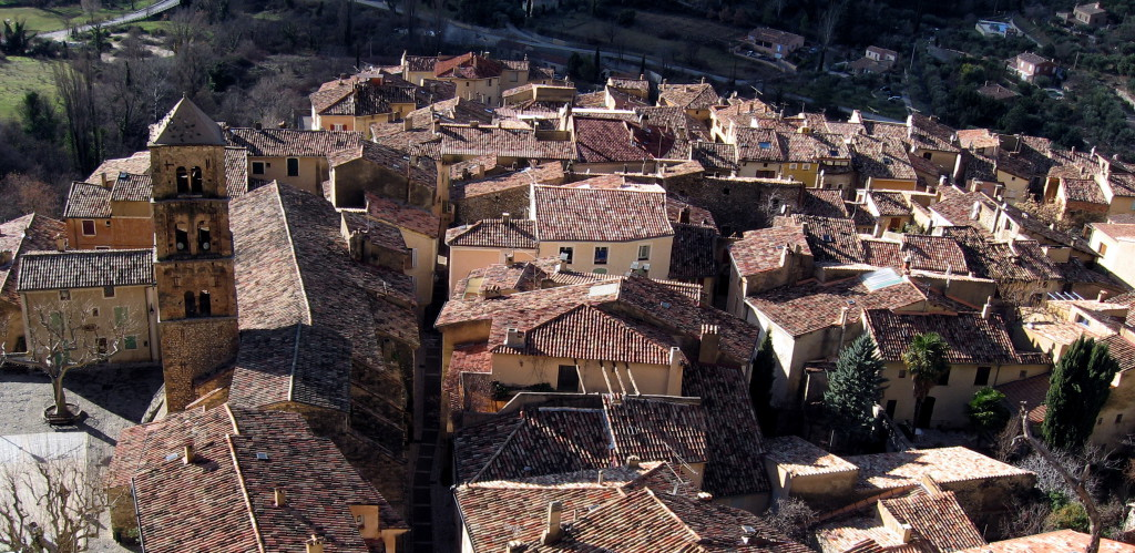 "Trips ""Villa Catherine"" Flayosc, Provence"